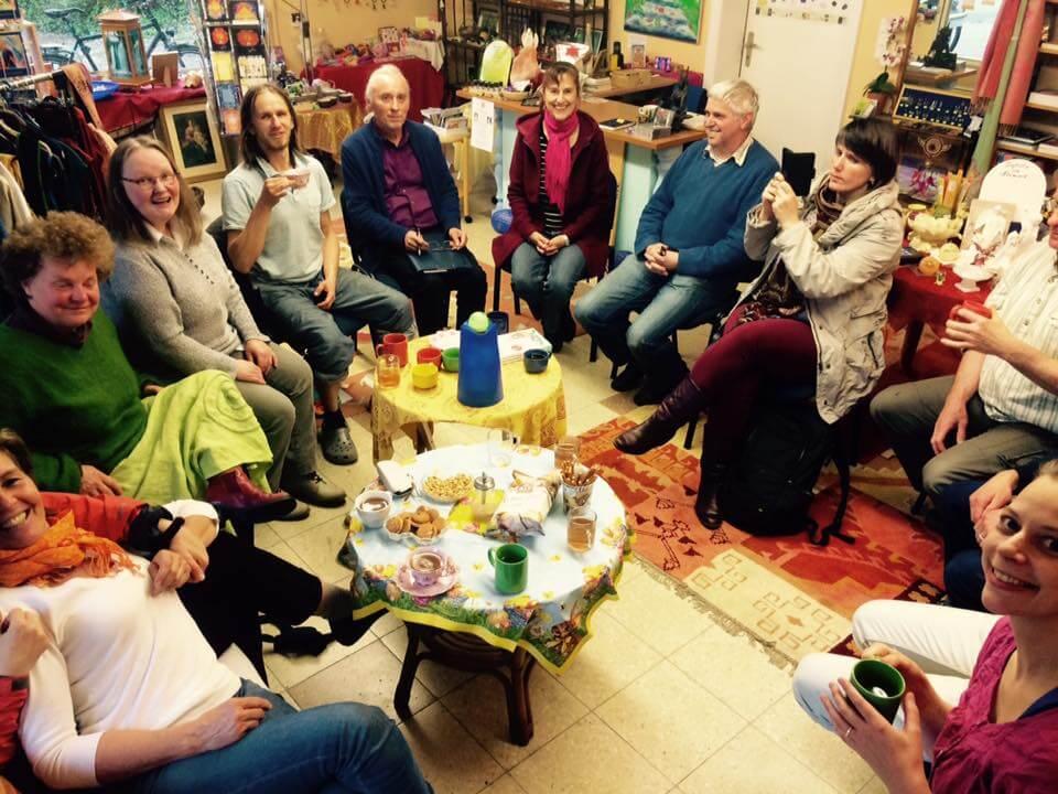 Community-Netzwerktreffen der Initiative Yogastadt Bad Meinberg