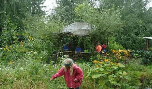 Wildkräuter-Mitmach-Wanderung & Kochen am Lagerfeuer 29.05.14