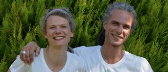 Yogastadt Vision von Wibke und Moritz