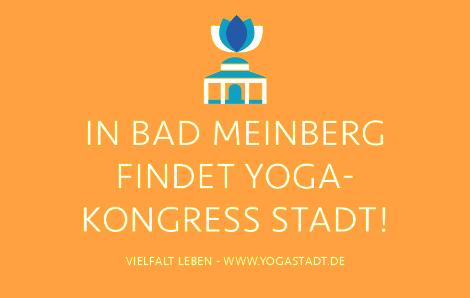 Marktplatz live beim Yoga-Kongress 2016